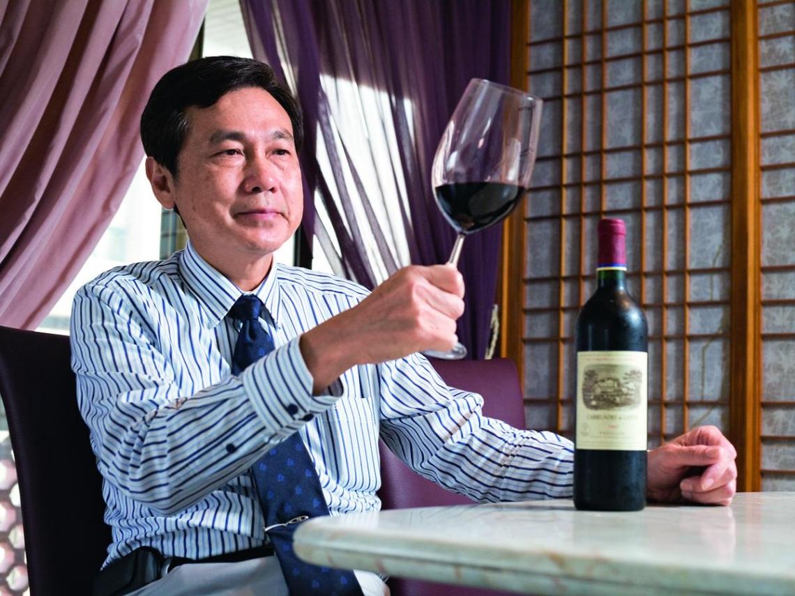 馬偕名醫李國光  用紅酒品味人生