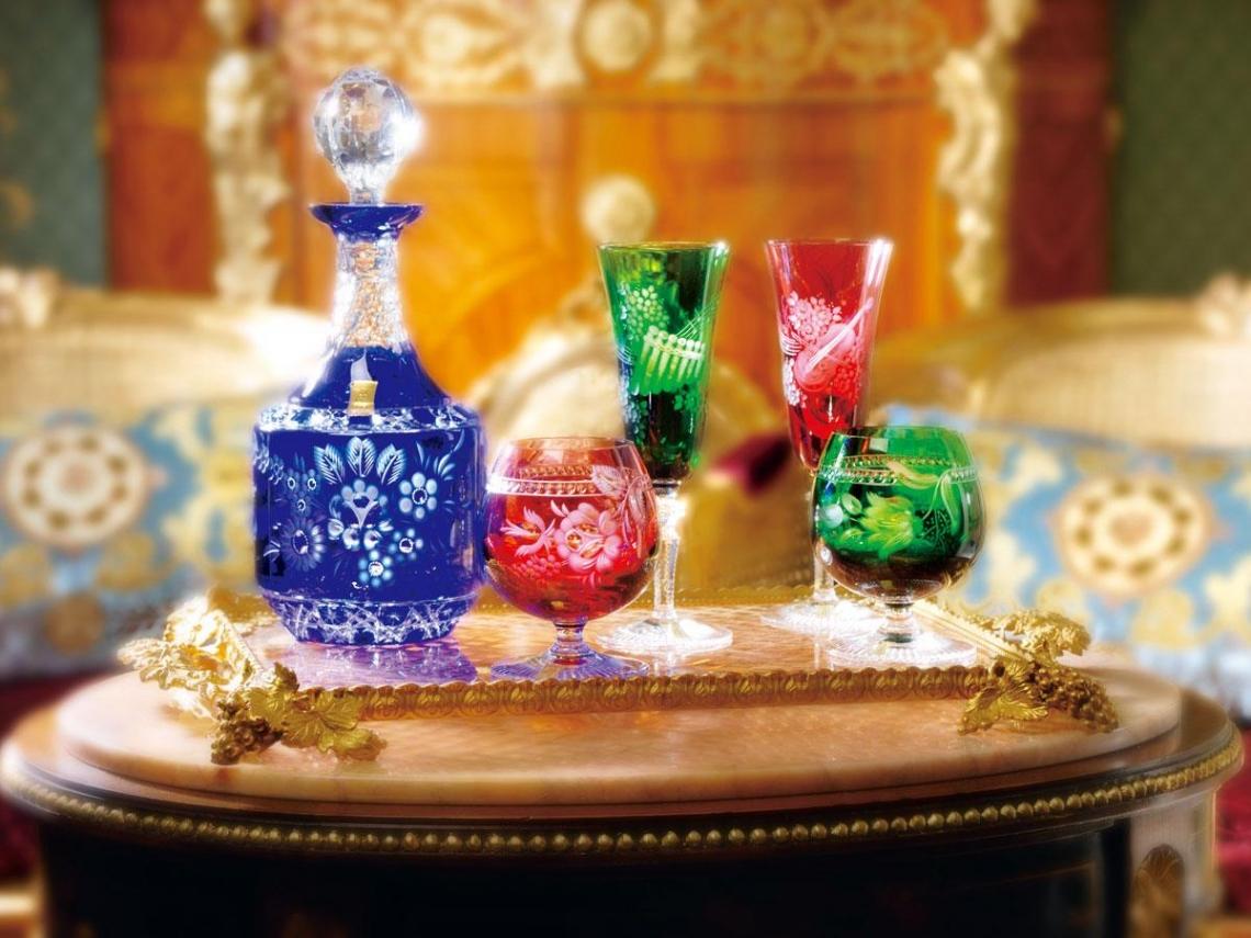 水晶藝品 兼具收藏與裝置藝術