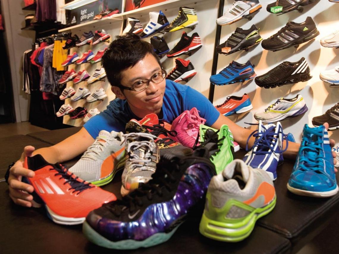 科技球鞋的熱血幸福夢