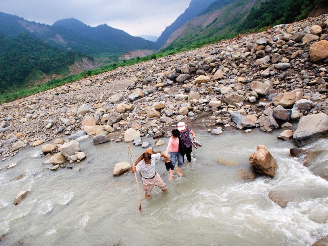 惡水的試煉 八八風災一千天 小林村的苦難與重生