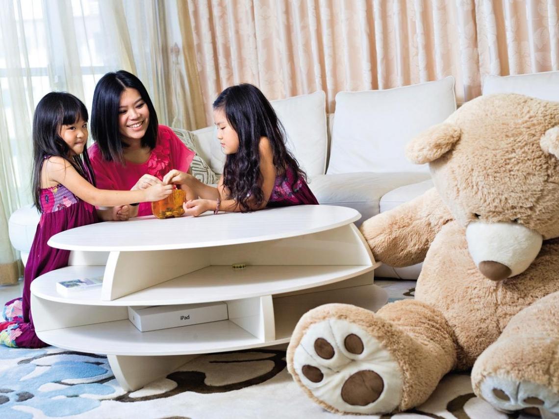 用公司帳概念  輕鬆掌握家庭現金流