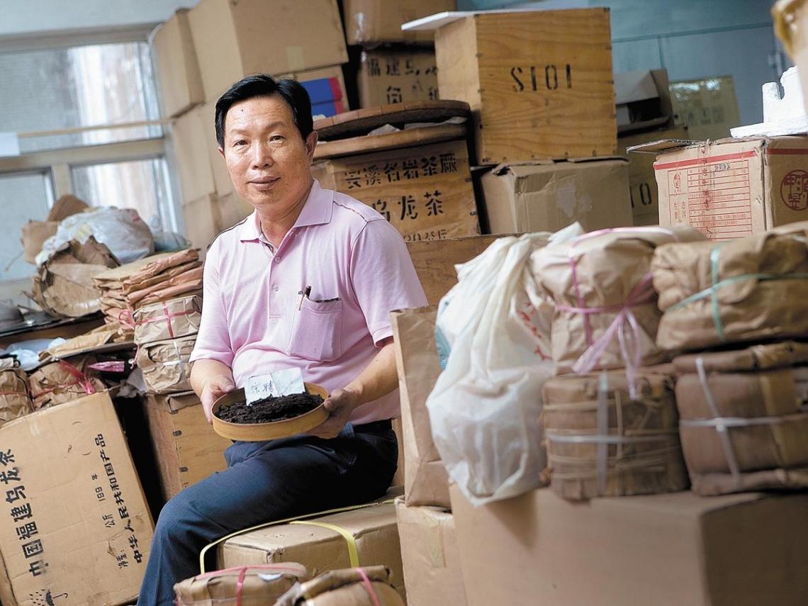 一片茶餅一五九萬元天價的祕密