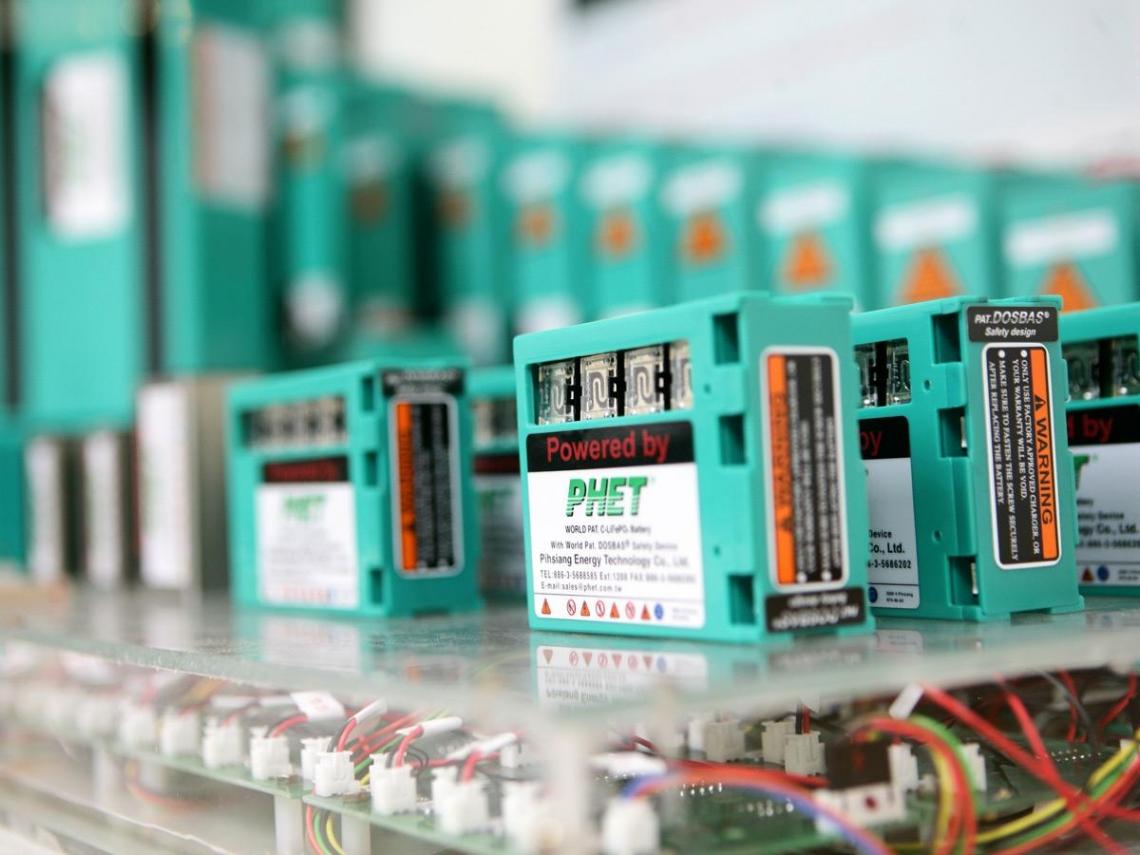 鋰電池、馬達、類比IC率先受惠