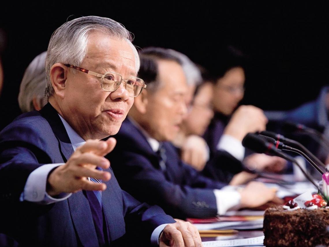 彭淮南、王雪紅最讓台灣民眾印象深刻