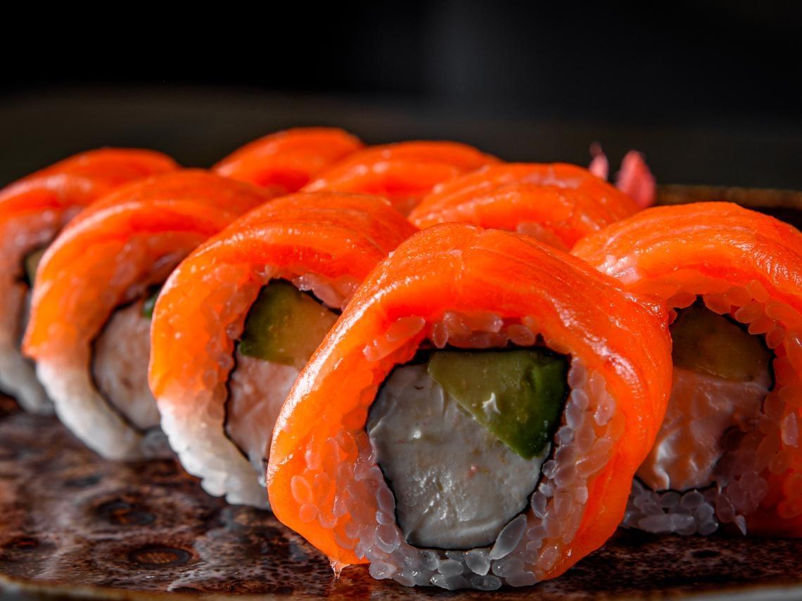 丸壽司 轉動鮮美的滋味