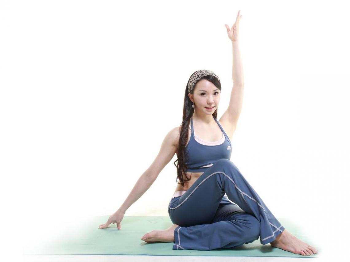 瑜伽名師唐幼馨的三招幸福煉金術
