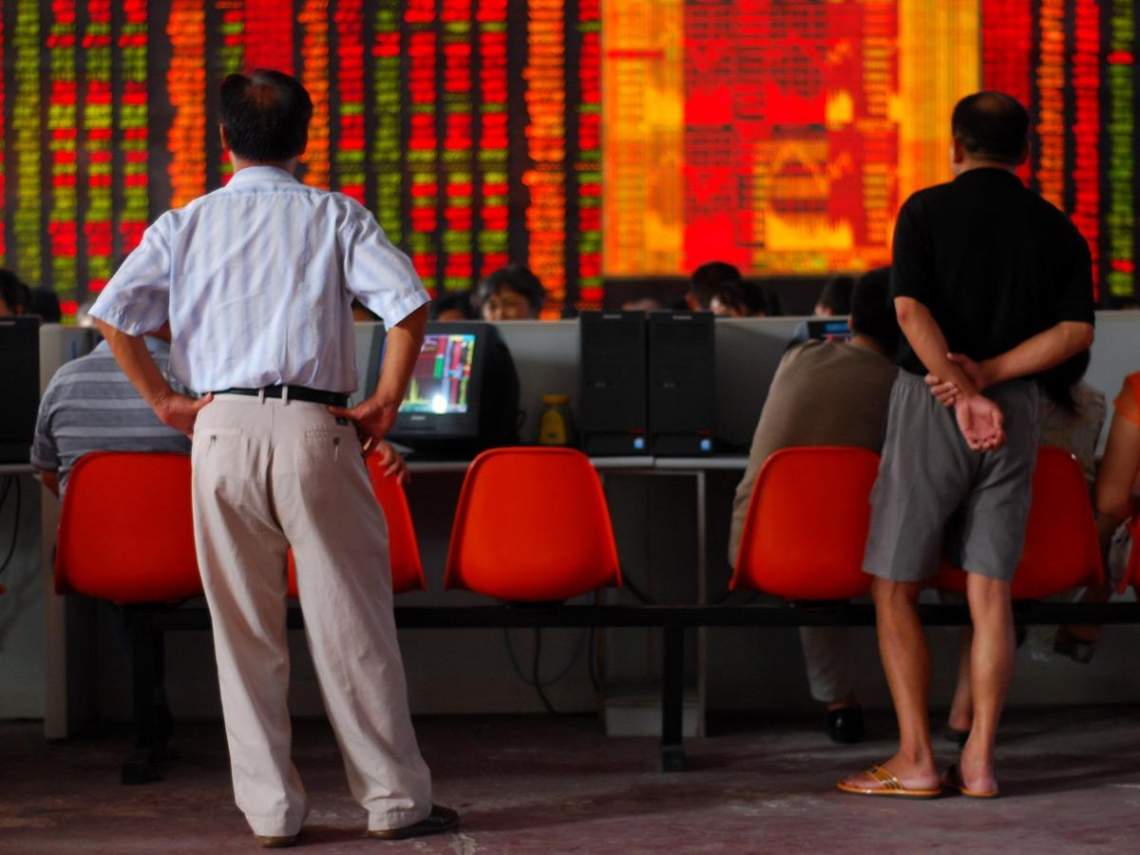 A股10月面臨再次修正壓力