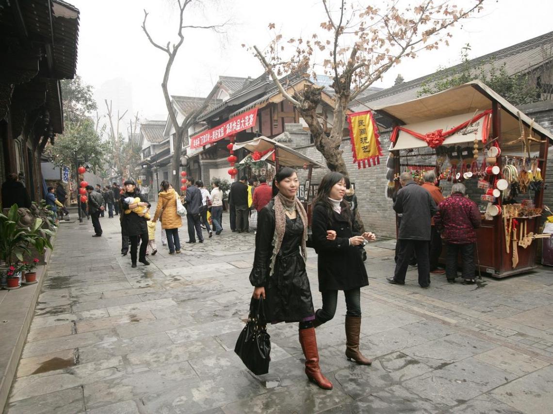 台灣不能錯過中國經濟回春