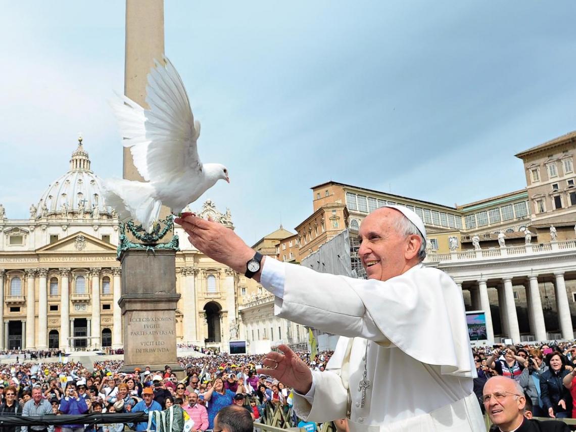 梵蒂岡直擊》新教宗入世智慧