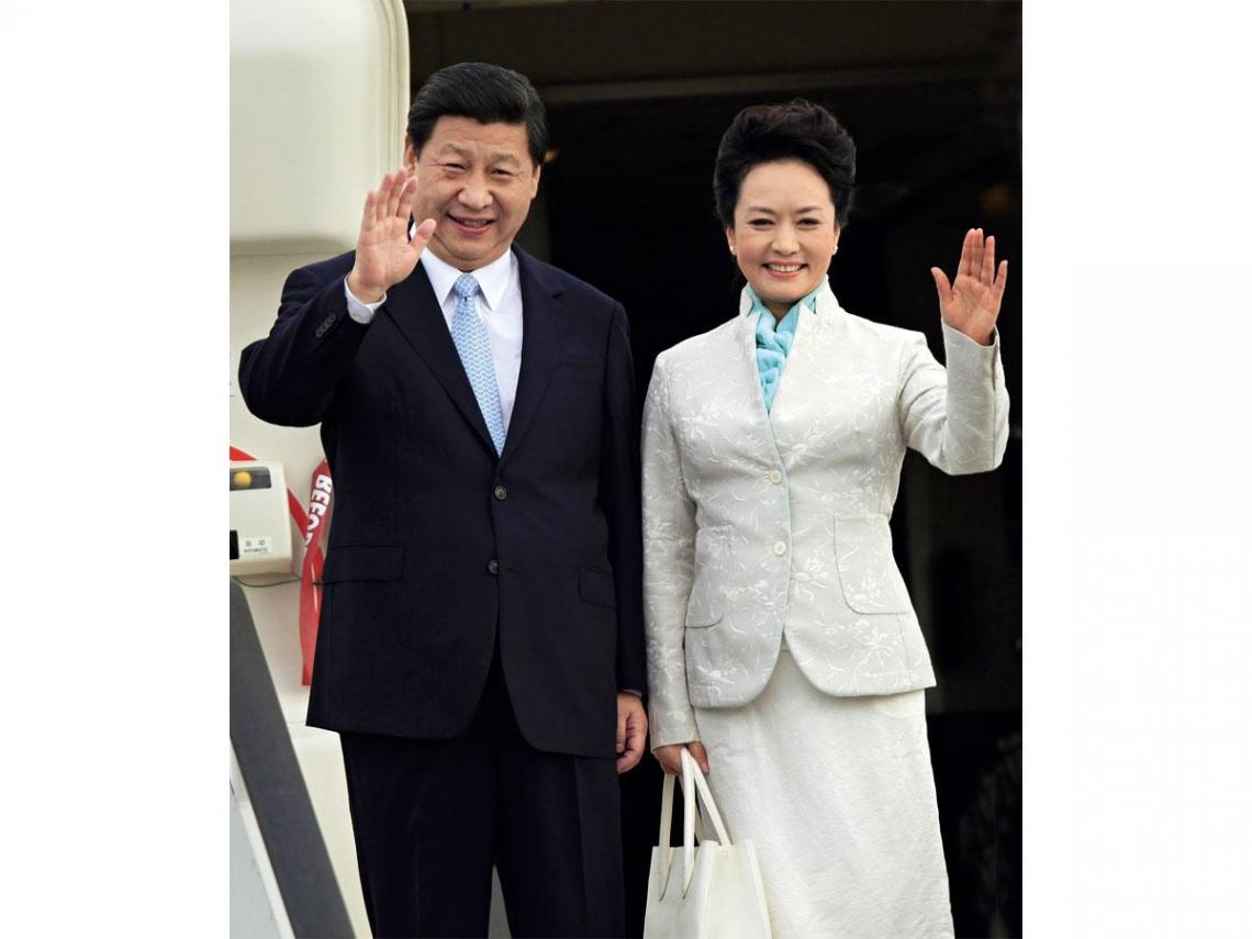 「無用」馬可打造新中國第一夫人