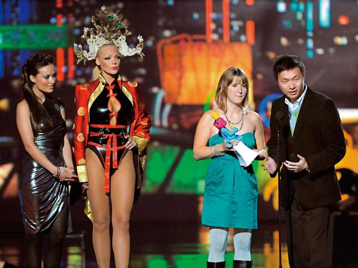 陳星漢八人小公司締造年度最佳遊戲