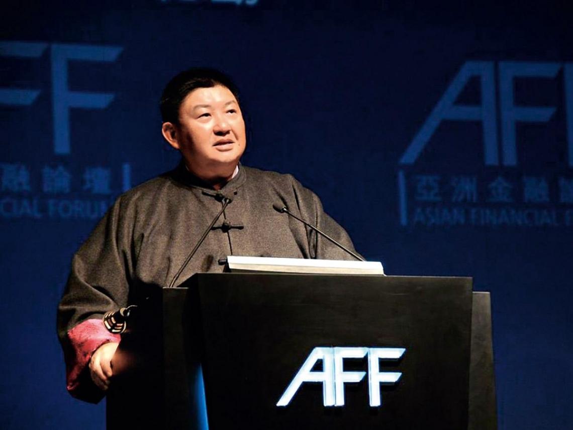 李大壯推台港合作  擴大中國商機