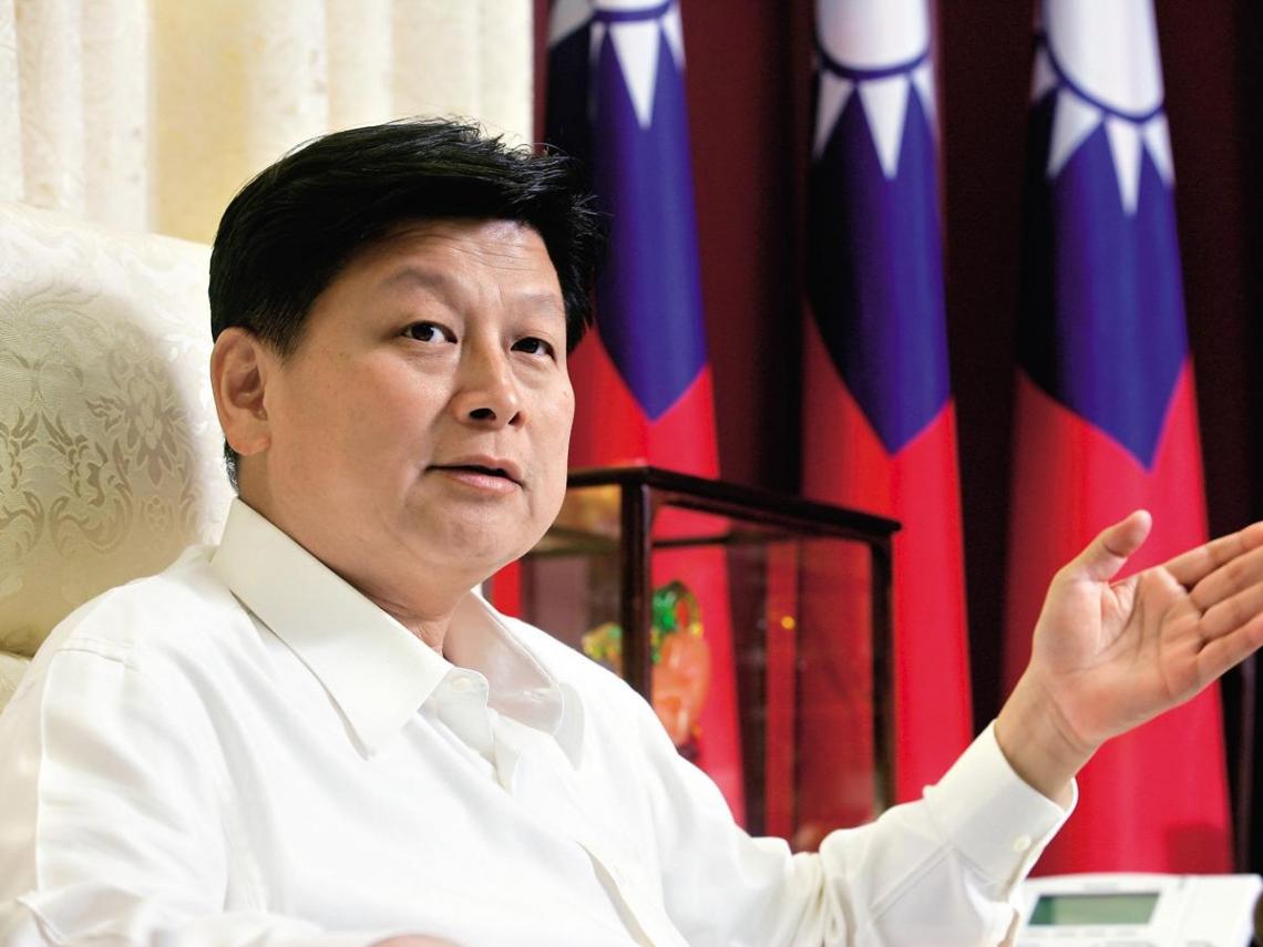 傅崐萁:我把縣長和立委都一起做了
