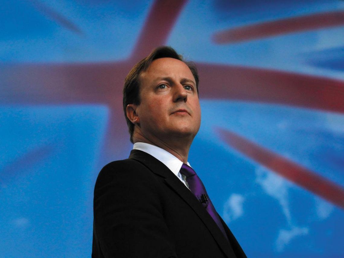 英國「小馬哥」卡麥隆 如何因應史上最大經濟變局?