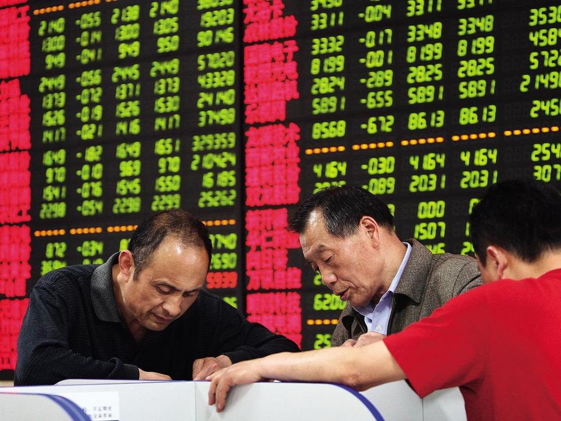 多空拉鋸  中國股市陷入盤整