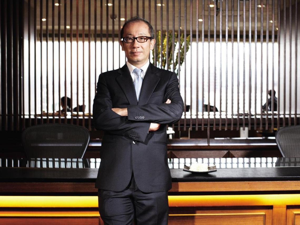 潘思亮獨創豪宅開發案  打造超五星酒店