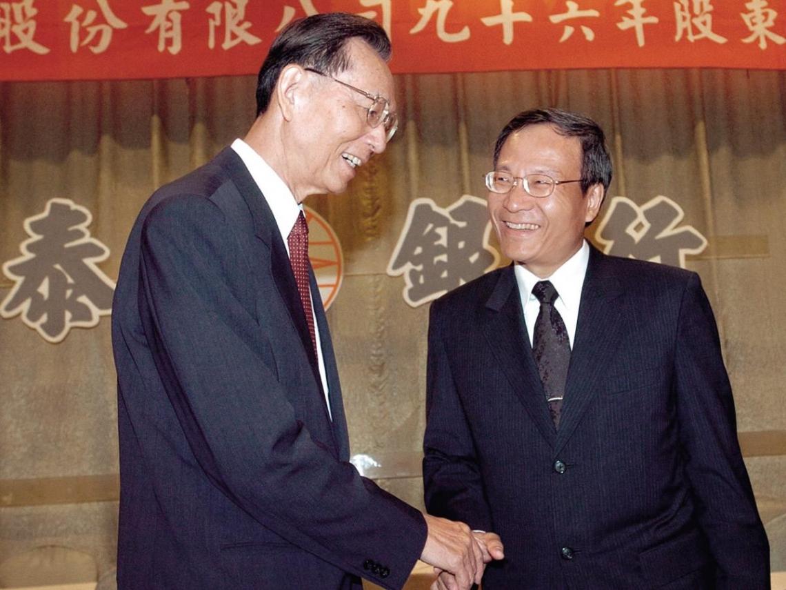 讓台灣首富林堉璘搶著要的「官股人」