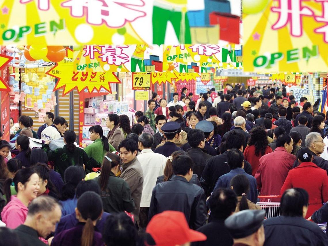 中國大潤發開兩百店 搶占中小城市稱王