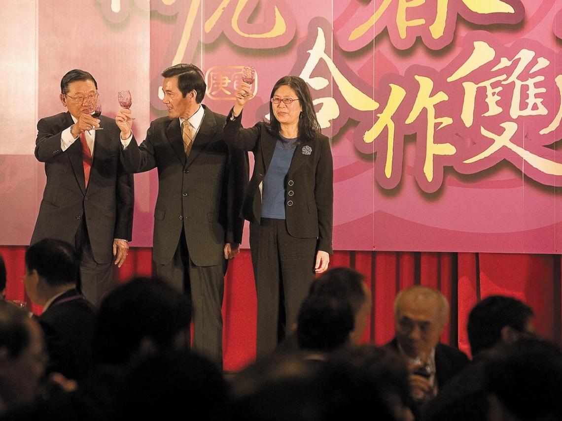 經濟讓利後 中國期待台灣政治讓利