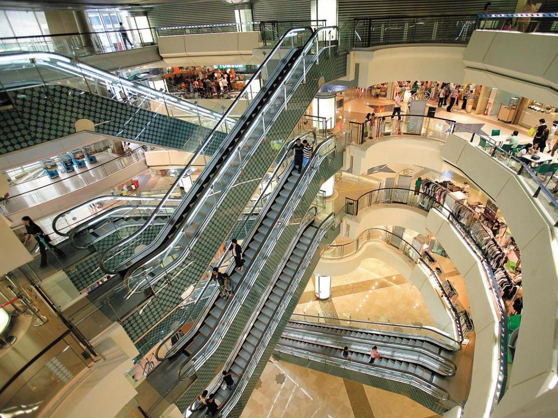 換人玩  能開啟購物中心新時代?