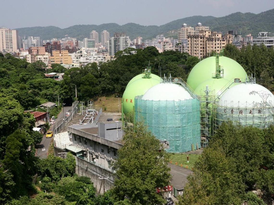天然氣漲價凸顯台灣能源危機