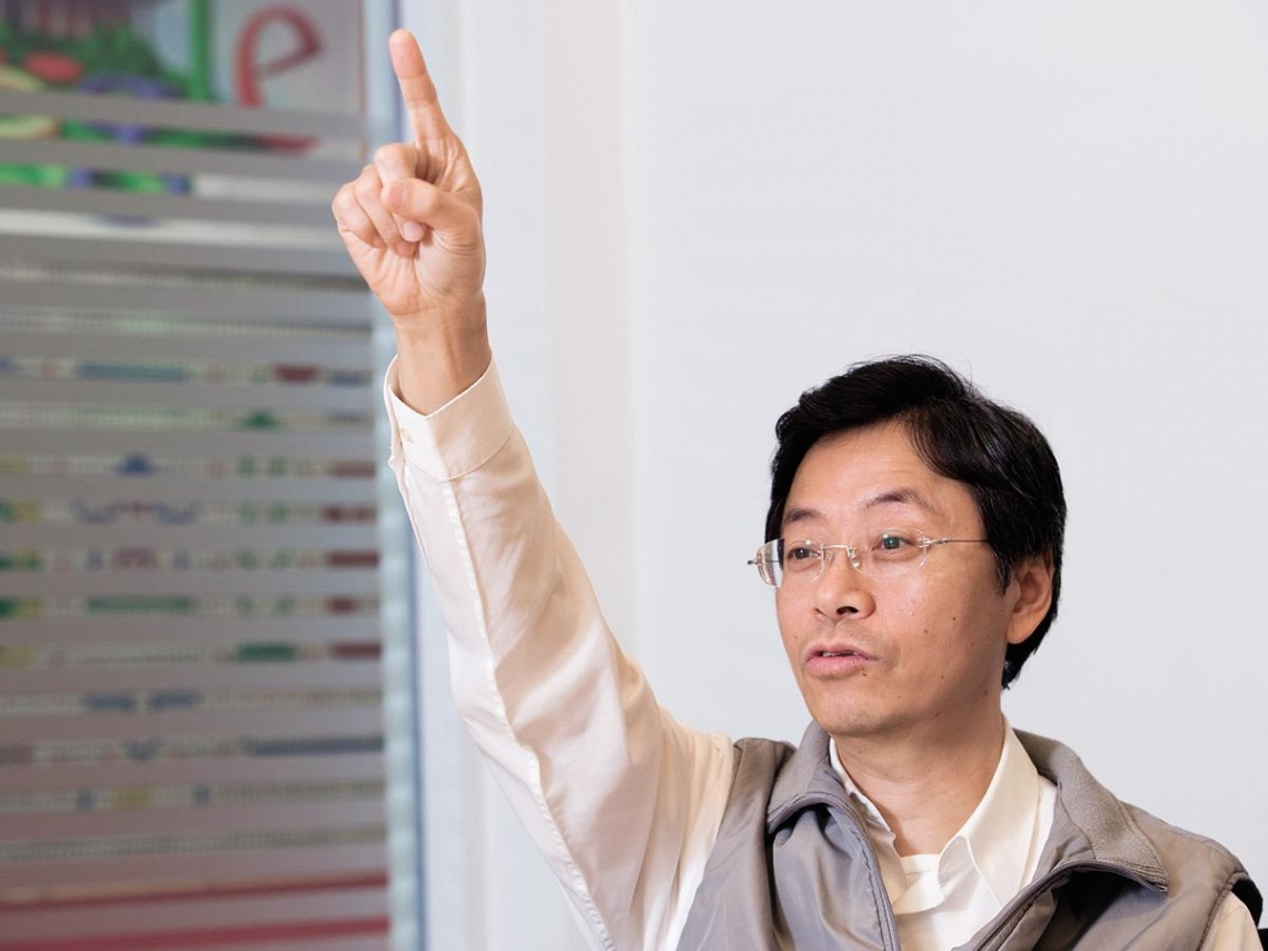 台灣網路推手要讓4G追上國際潮流