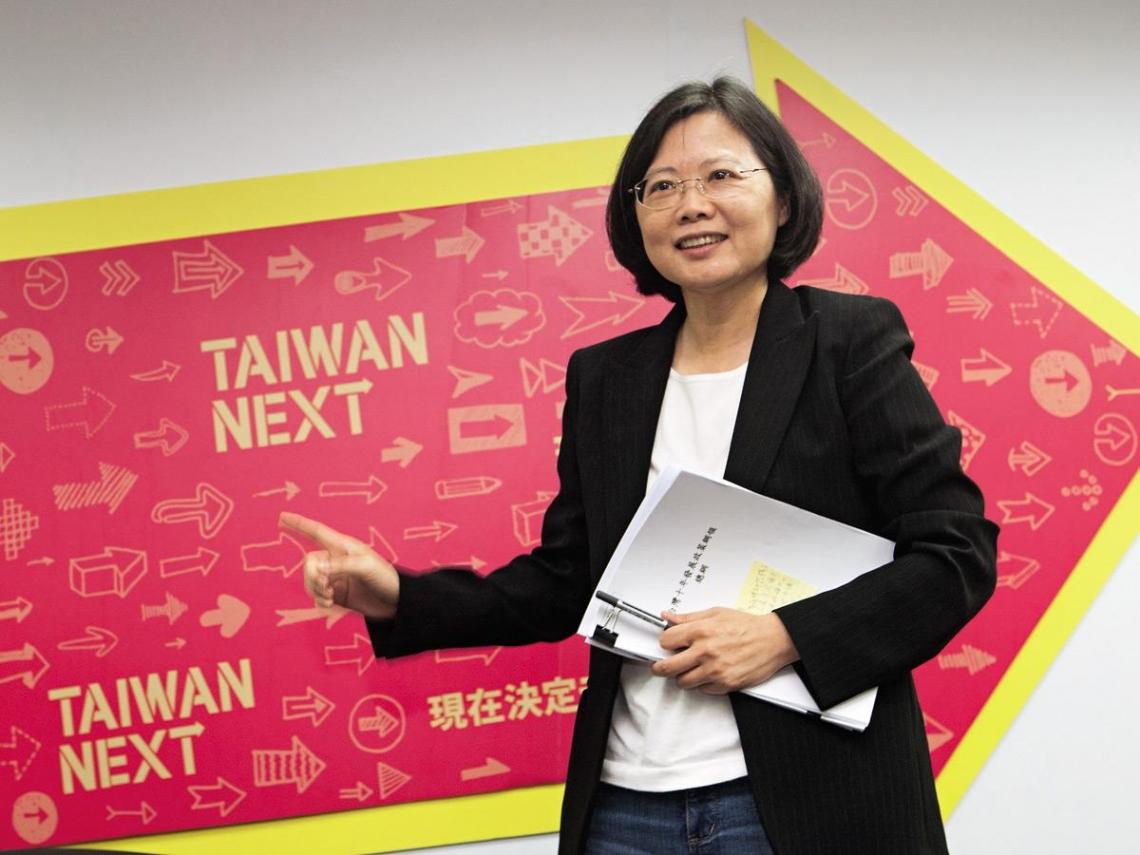 台灣準備迎接女性主導時代來臨?