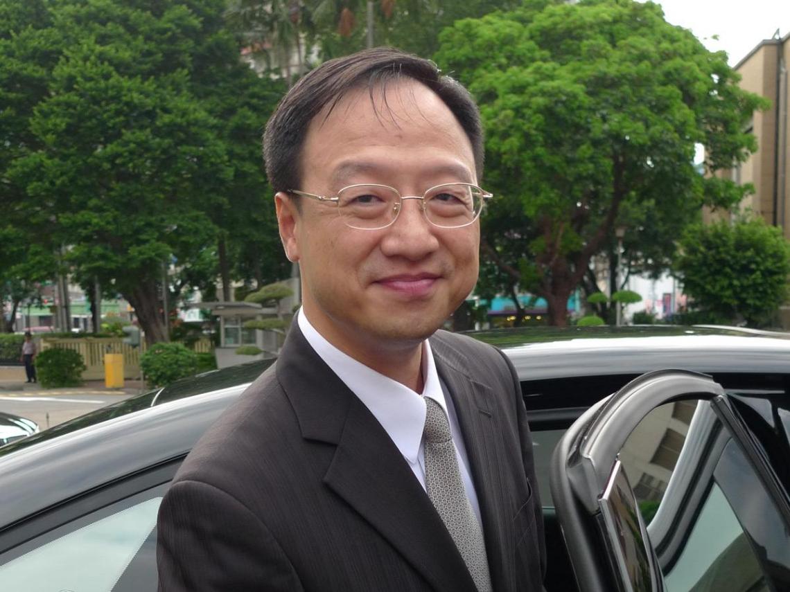 內政部長江宜樺 溫和的狠角色