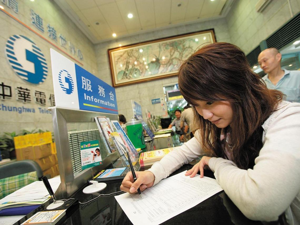 台灣電信業者把3G搞成2G
