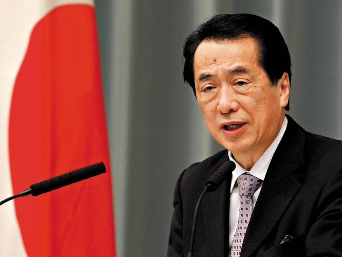 日本新財長菅直人 要走第三條路