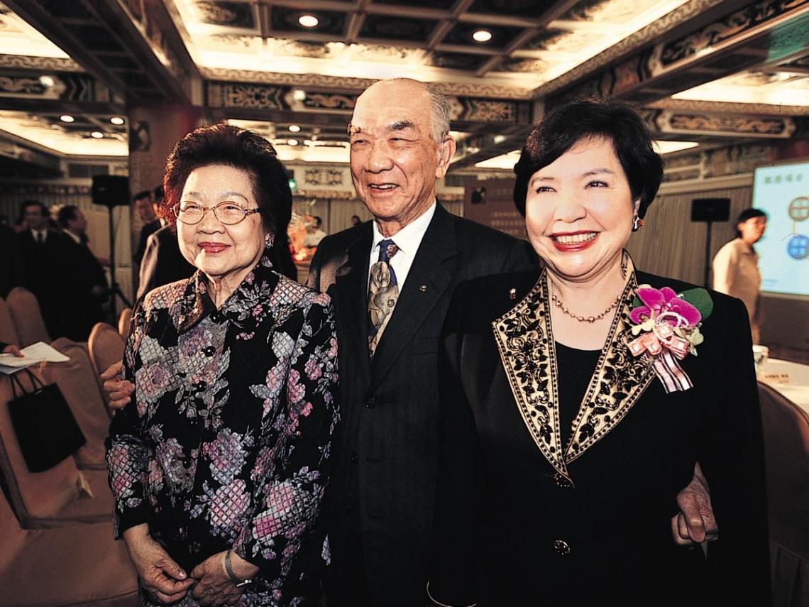 百歲醫生郭金塔過世 家族金融實力傲人