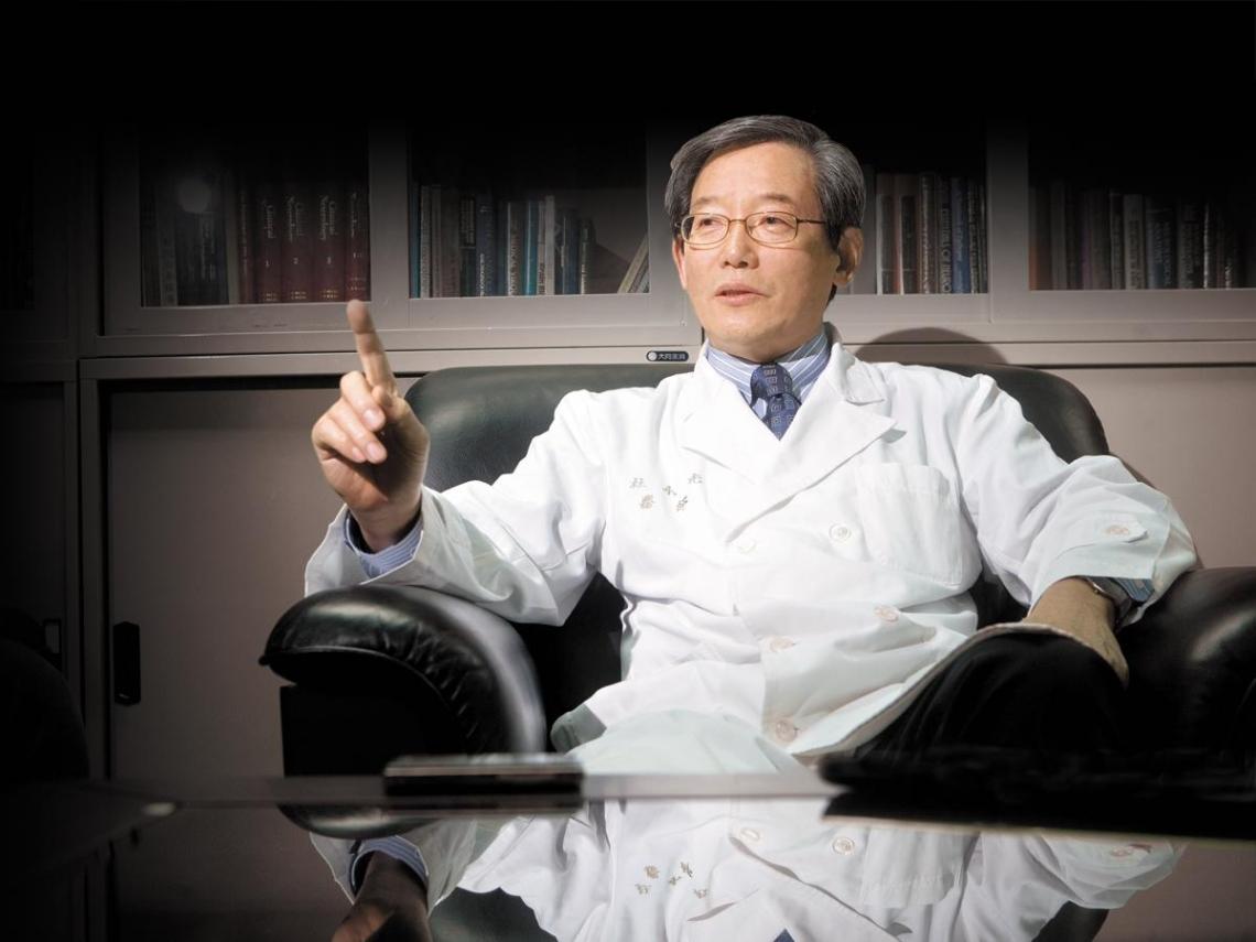 杜永光:目標訂高一點 事情才能夠做得更好!