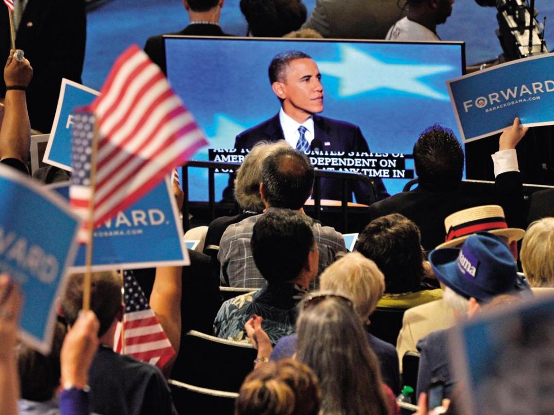 四十七位富豪主導美國總統大選選情