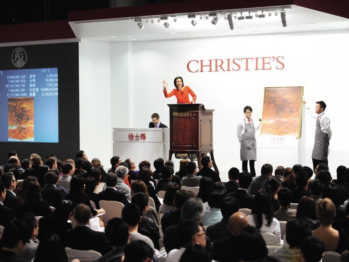 台灣本土藝術市場還撐得住嗎?