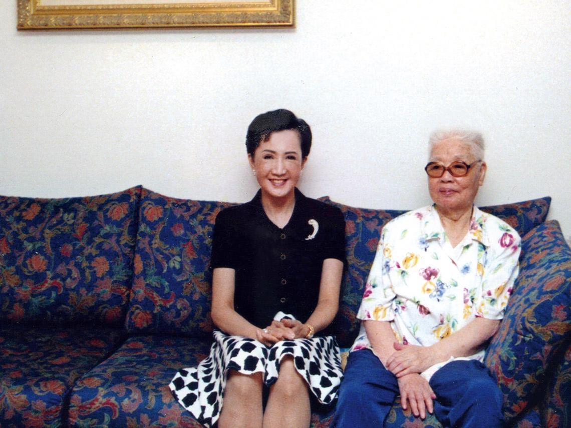 趙蘭坤  連戰家族通往巨富之路的推手
