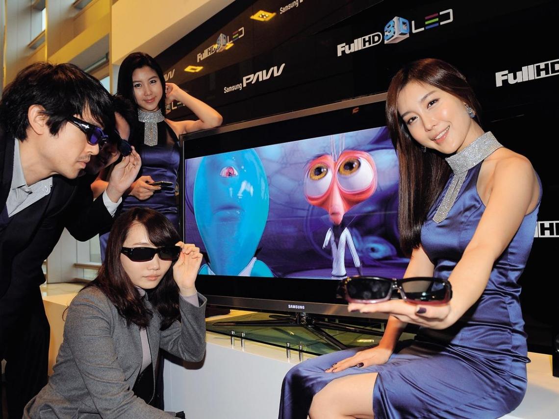 3D加數位  引爆全球客廳革命