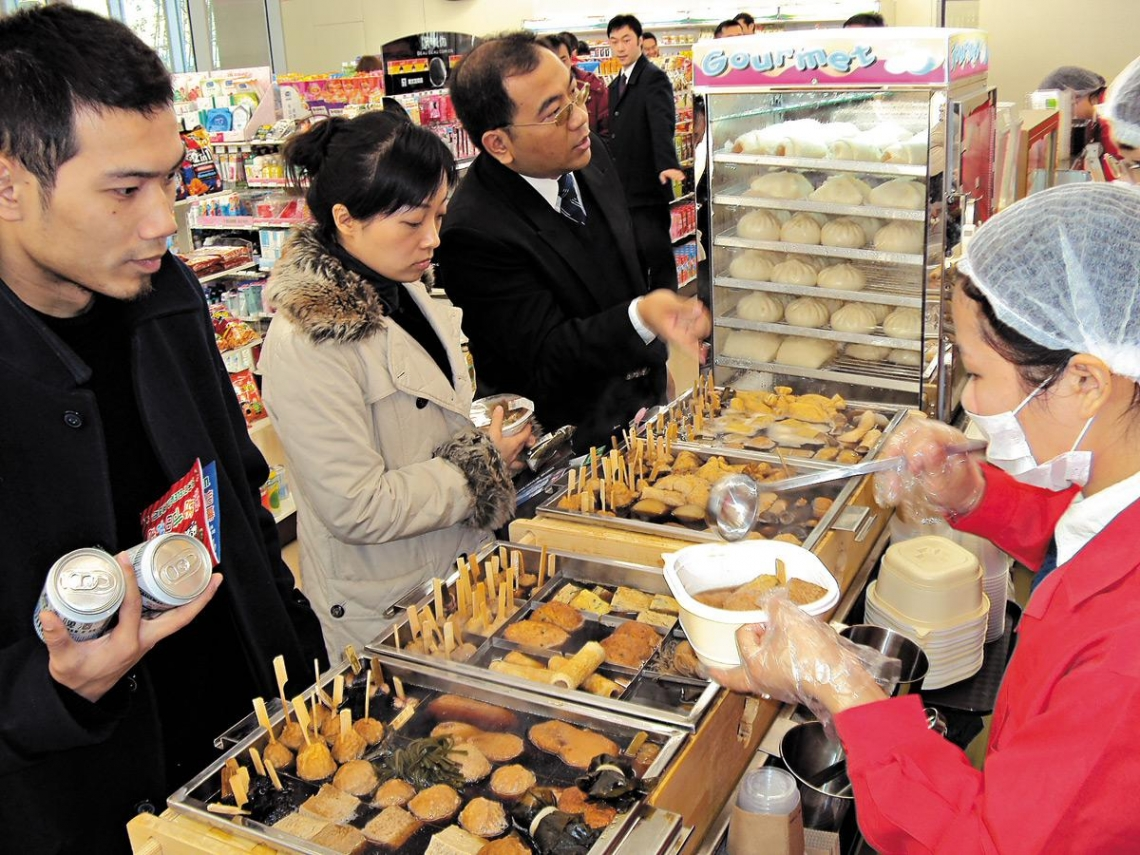 統一超用「Food Store」搶占上海灘