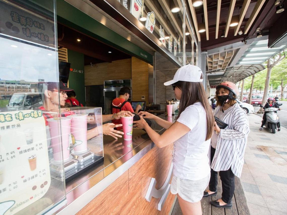 台南小攤變身全國最大冷飲加盟店