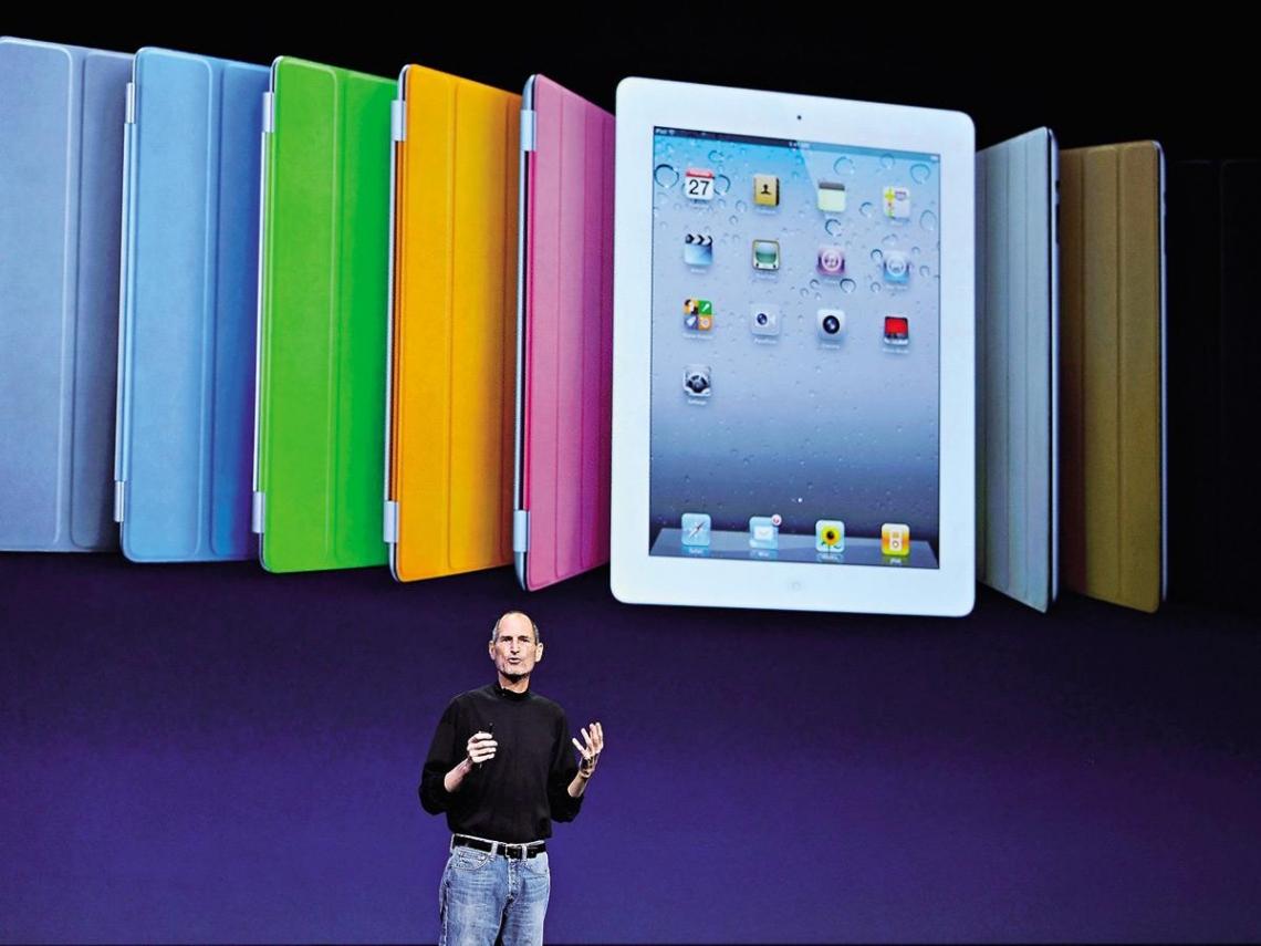 iPad 2登場  PC市場重新洗牌