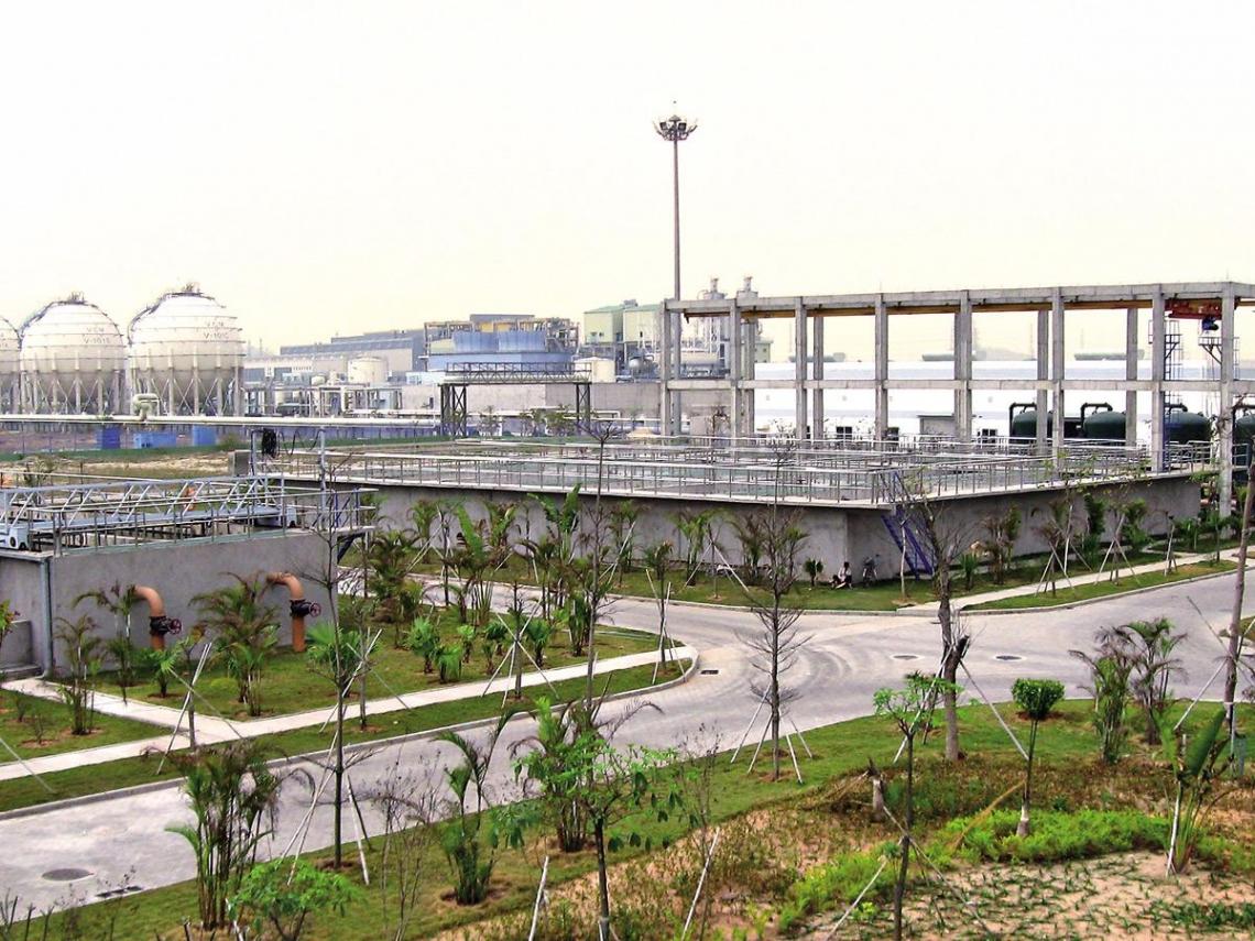 聯合環境讓中國三大石油龍頭買單