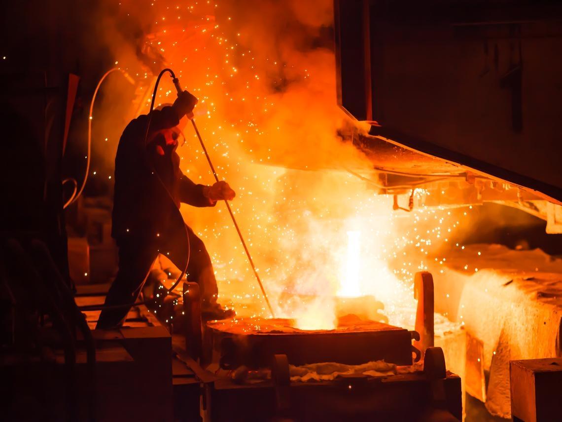 存貨跌價六百億 鋼鐵業還有未爆彈
