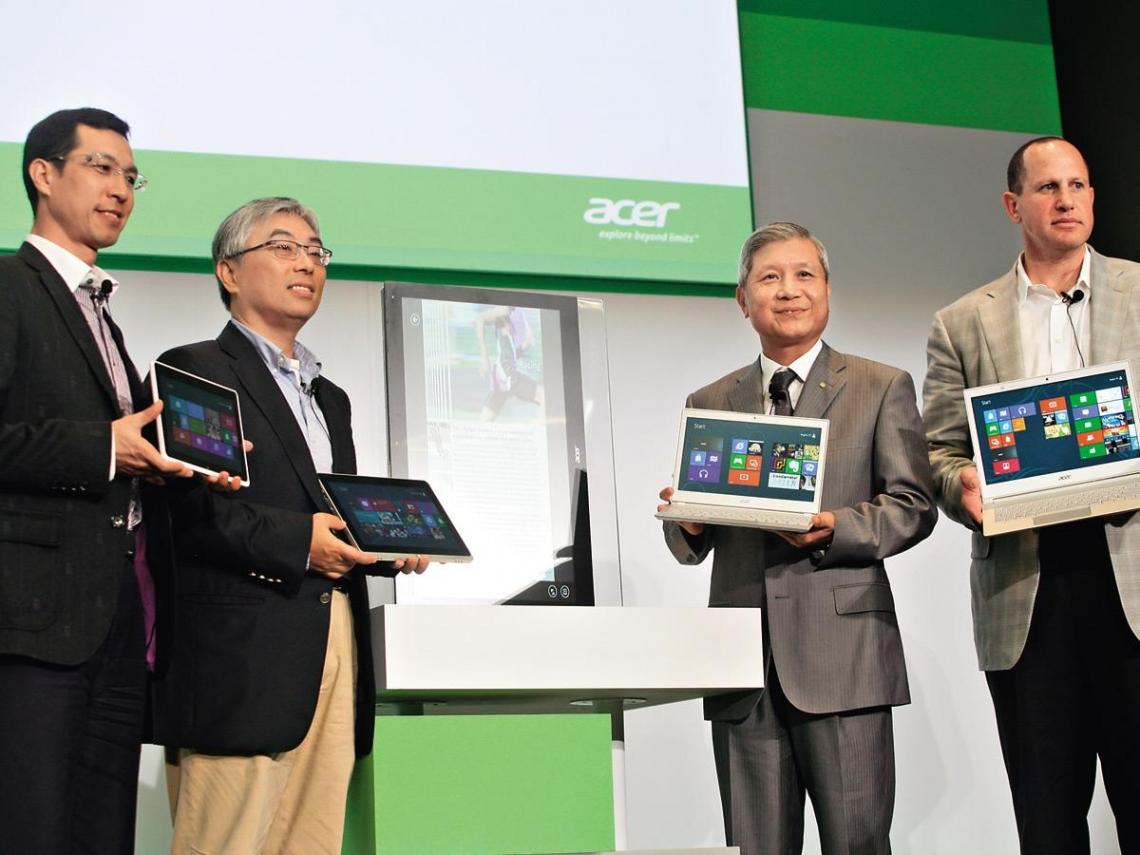 宏達電、宏碁被微軟拒絕的祕密