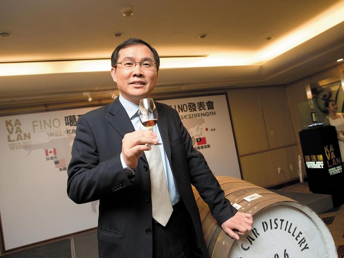 國外出名 金車威士忌國內待醞釀