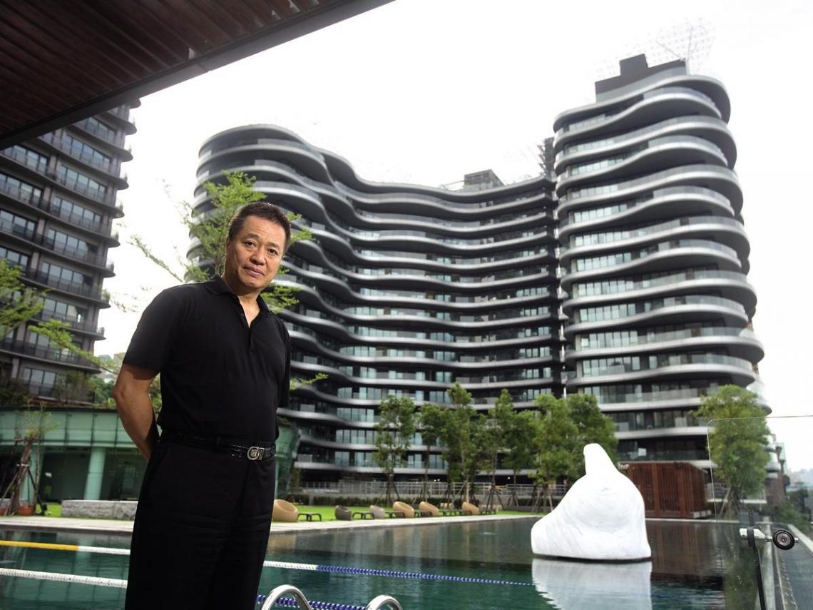 張裕能  台灣建築業的藍海開拓者
