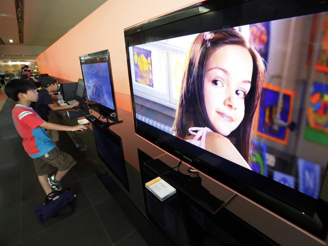 LED TV掀起驅動IC卡位戰