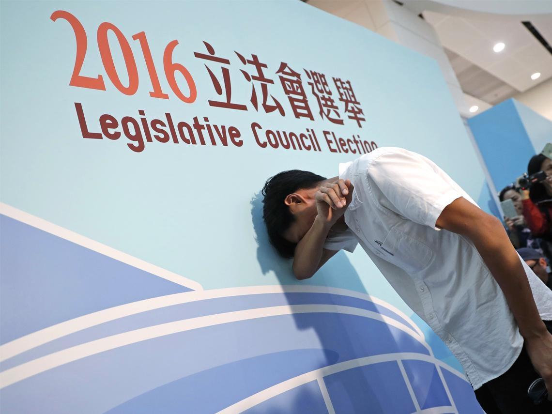 社運骨、記者魂 香港選舉的黑馬票王