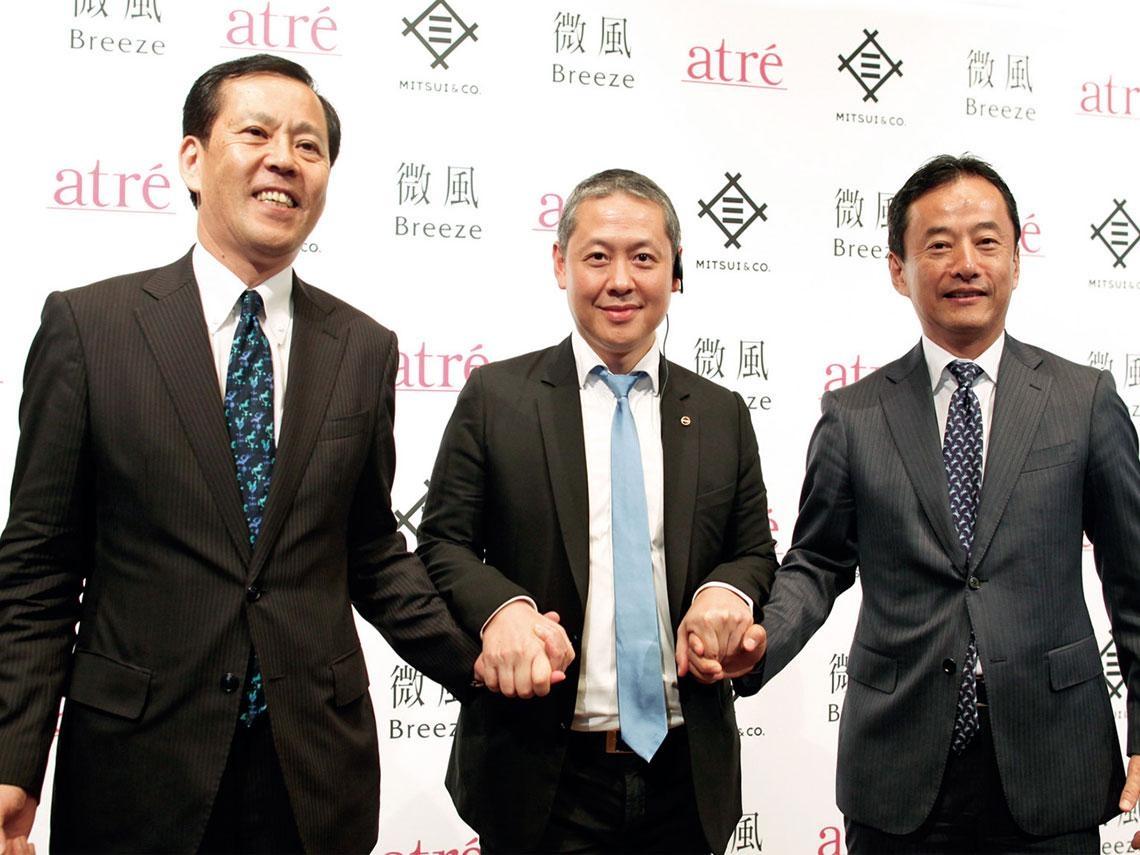 微風搶救買氣新招:打造「日本租界」