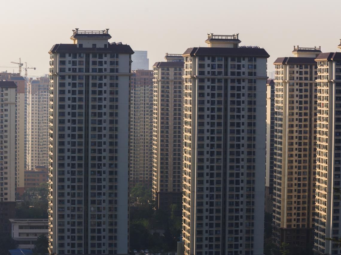 中國房屋代銷龍頭逆勢擴張四倍