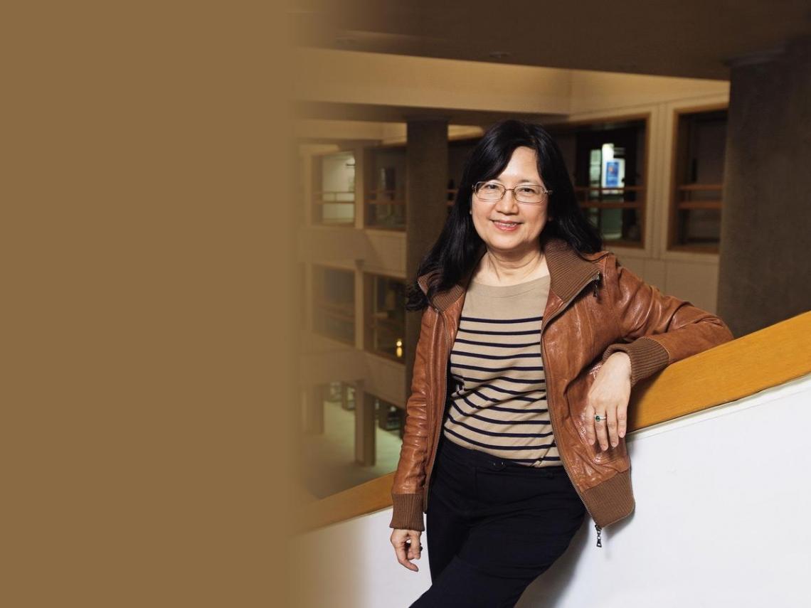 突破框架  交大首位女校長吳妍華