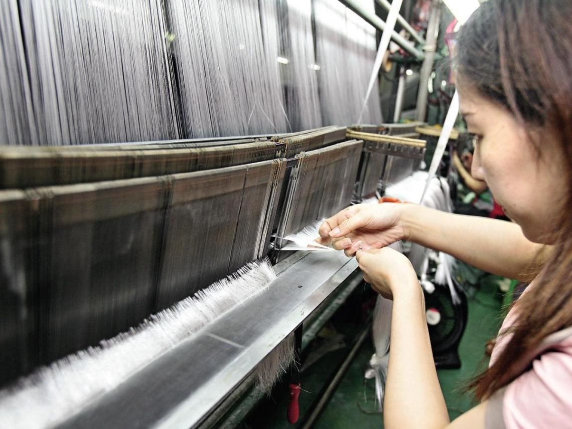 棉花價格高漲  化纖業股價旺